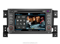 7 inch Touch Screen Car Multimedia DVD For SUZUKI Vitara With GPS Navigation A8 Chipset Dual Core 3G Wifi Bluetooth