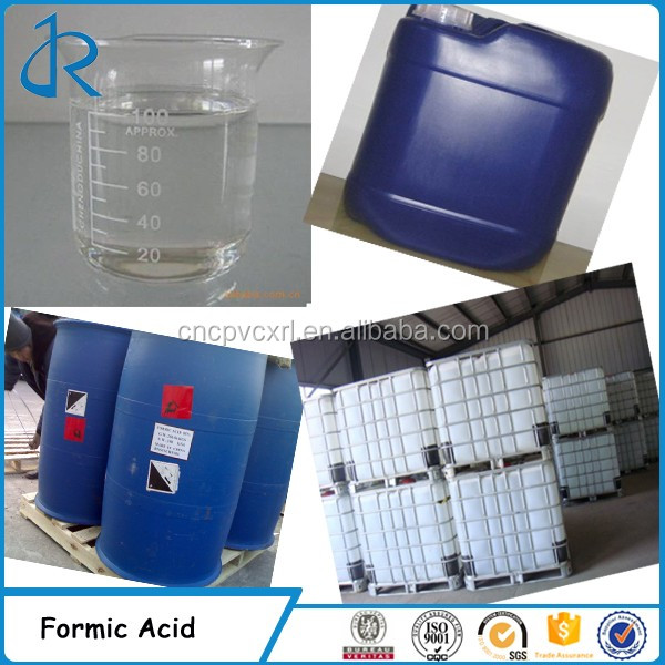 Price of Formic Acid Methanoic acid 85% 90% CH2O2 Cas No: 64-18-6