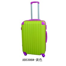 Wholesale vintage carry on luggage with retractable wheels trolley travel bag