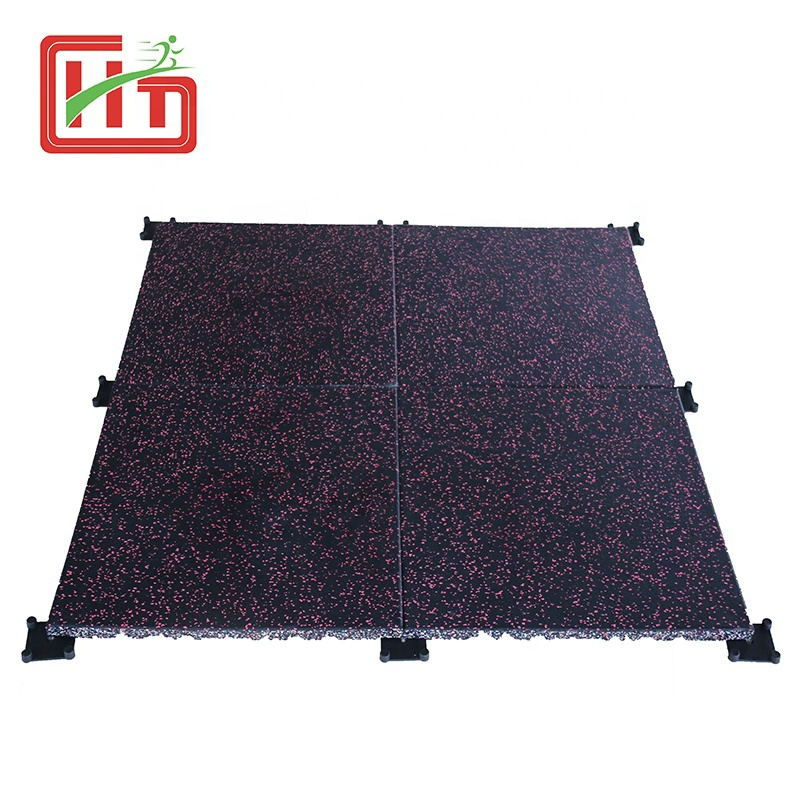 Direct manufactory gym floor rubber mat safety rubber gym flooring