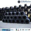 Cylindrical type rubber fender for marine