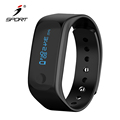 China Supplier Pedometer 3D Sensor Smart Bluetooth Activity Tracker for Health Management