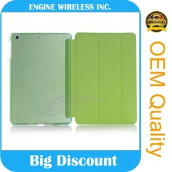Factory price Newest golden for ipad case,belt clip case for ipad mini