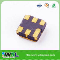 Surface Acoustic Wave 390MHz (SAW) Filters 3.0*3.0mm IF SAW Filters for CDMA SMD