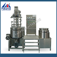Automatic homogenizer industrial food mixer planetary mixer