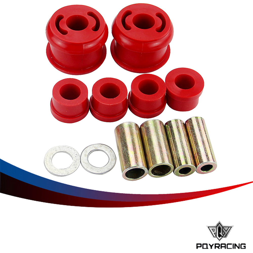 PQY RACING - FRONT CONTROL ARM BUSHINGS For Suba** Impreza WRX 2008-2010 PQY-CAB14-F