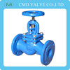 China Wenzhou Cast Steel Globe Control Valve PN64