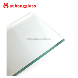 3mm clear sheet glass with BV,ISO