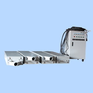 Easy installation operation drying printing infrared led UV curing machine
