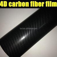 4D carbon fiber size1.52x30m with air free channel