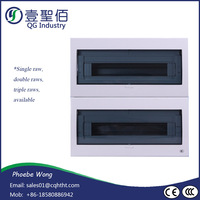 ABS Cover Flame Resistant Distribution Box Manufacturer