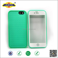 New Design Silicone Water Resistant Protective Mobile Phone Case for iPhone 6s