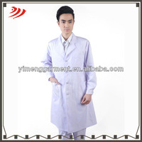 hospital white doctor uniform design