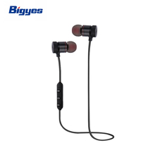 Colorful Stereo Sport V4.1 Wireless Blue Tooth Earphone Market For North Amercia