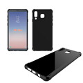 For Samsung Galaxy A8 Star A9 Star G8850 Transparent TPU Anti-knock Case Cover