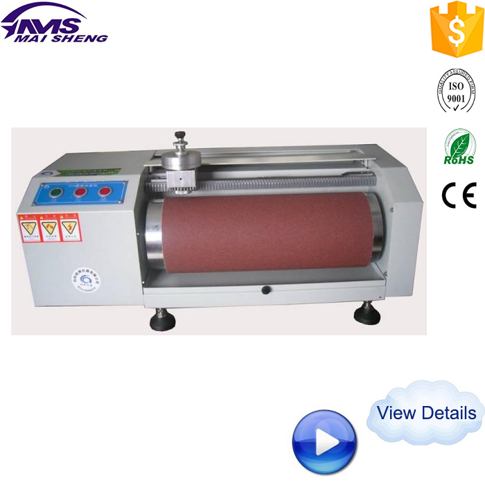 Lab Machine Automatic Scrub Abrasion Test Equipment made in China