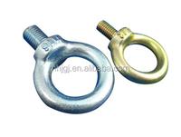 M14 M16 M18 Galvanized Steel Forged Anchor Eye Bolts Eye bolts