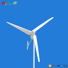 2KW Cheap wind turbine generator for home use with CE