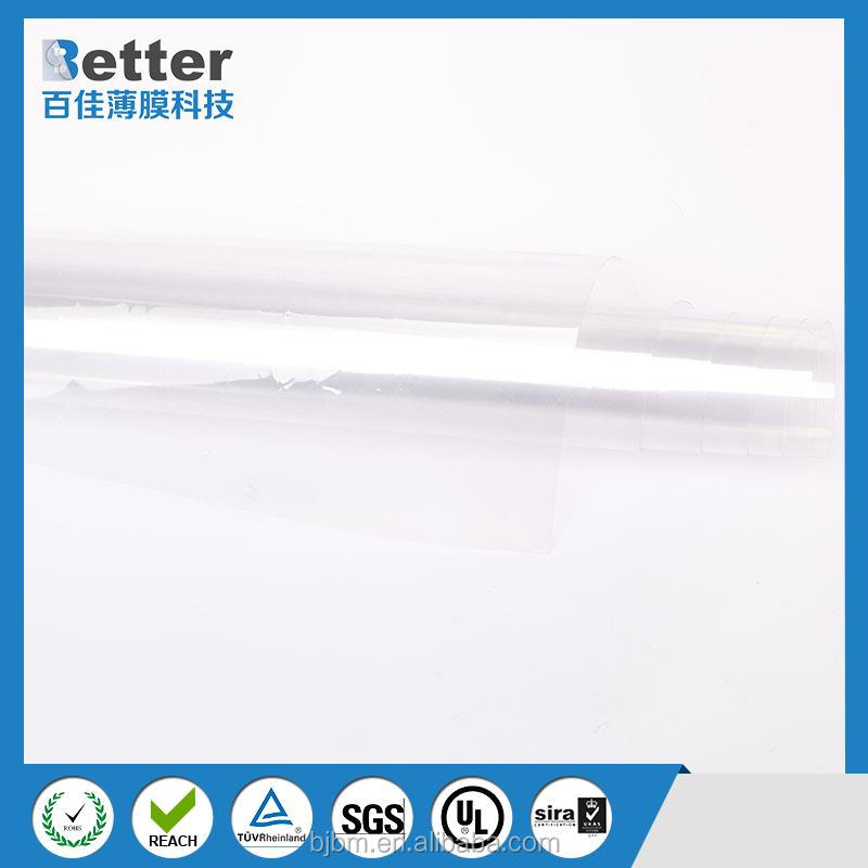 Furniture decorated PVC hard sheet film