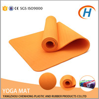 High Quality anti slip eco tpe gymnastics crash mat exercise equipment