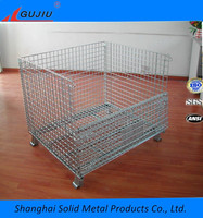 storage box large wire mesh container