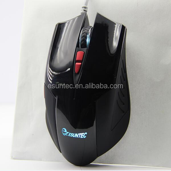 Wholesale consumer accessories mice, wired usb top gaming mouse, GM-038