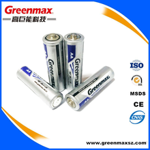 Mercury and cadmium battery sum3 battery r6p aa