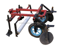 Plastic Mulching & Sprayer Machine