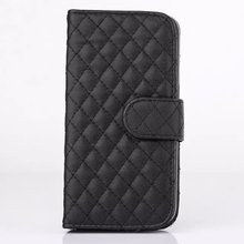 Manufactory Stock Promotion Stand Wallet Case for Samsung Galaxy Note 3,Leather Phone Pouch