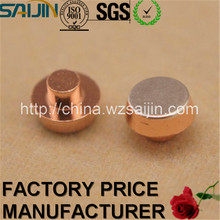 China Manufacturer Rotating Contacts Electric Rivet