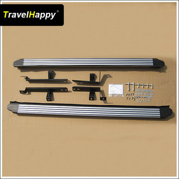 High Quality Stainless side step running board for Audi Q5
