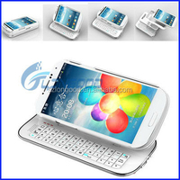 Sliding Wireless bluetooth keyboard case for samsung