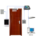 RFID TCP two door access control system+powercase+electric bolt lock+ID reader+exit button+10 ID tags