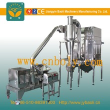 Chinese Hot selling plastic pulverizer machine with ISO