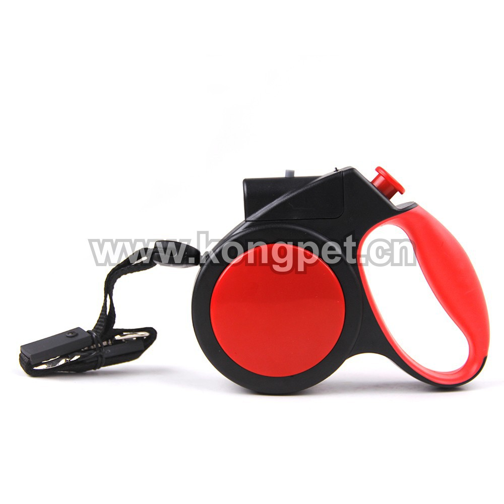 Retractable dog leash LE042