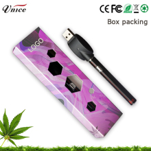 Best design Top filling touch pen battery vaporizer 510 no leakage with best vape