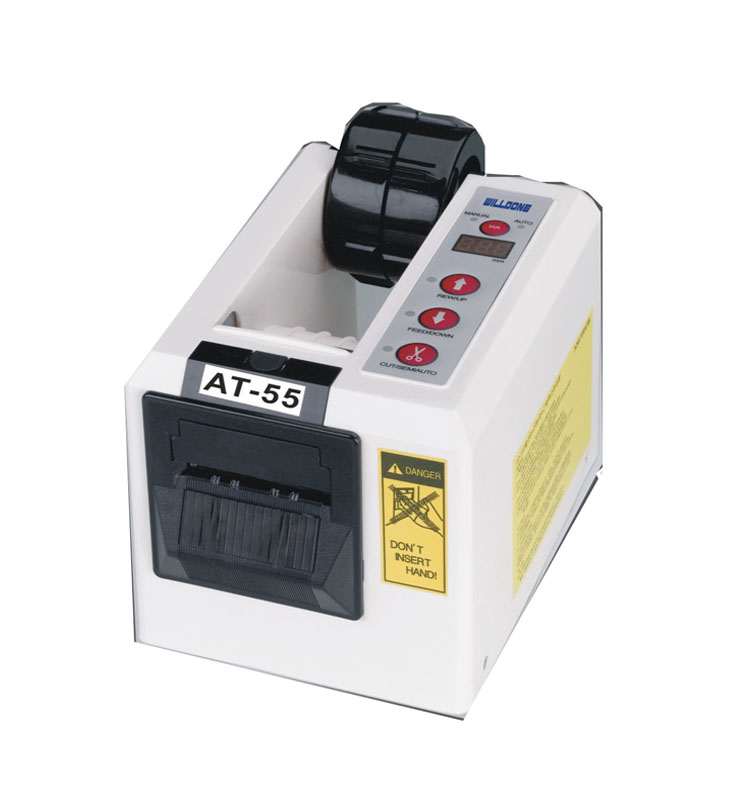 WILLDONE AT-55 industrial Automatic double side tape cutting machine