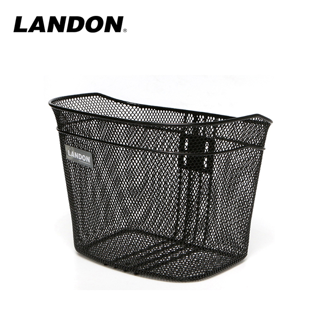 Landon Good Quality bicycle Basket Steel Bike front Basket