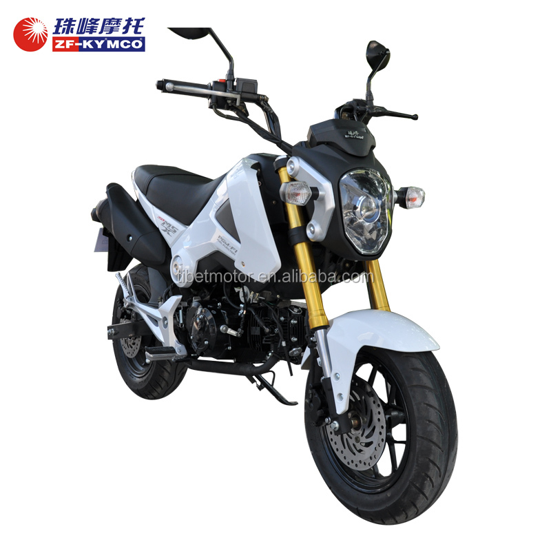 hot selling new style motorbike made in chongqing(ZF125-A)