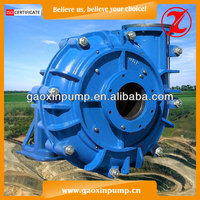 Rubber Lined belt driven centrifugal water pump