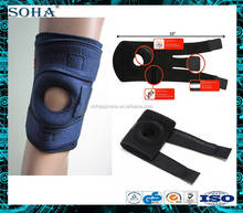 Basketball and volleyball multiple application knee guard