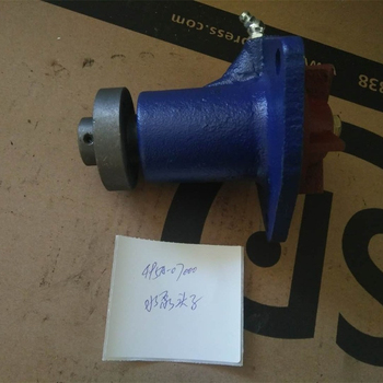 SNH495A tractor oil pump in stock