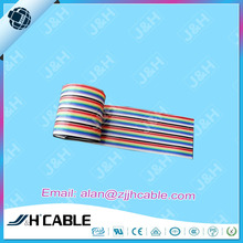 UL Certificated XLPE Insulation Flat Ribbon Cable UL4411