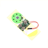 Mini light sensor activated sound voice music chip module with motion sensor for gift box