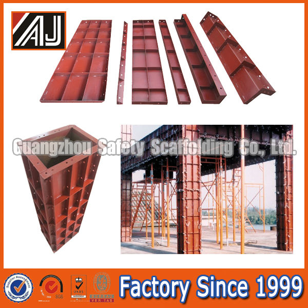 steel formwork for construction made in guangzhou