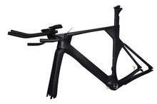 2017 New Design Chinese TT Bike Carbon Fiber Frame