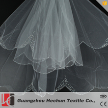 Hot sale high quality design design veil