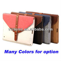 for iPad Mini Handbag case with 360 rotary stand