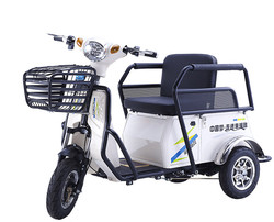 3 wheel electric bicycle/auto rickshaw for sale