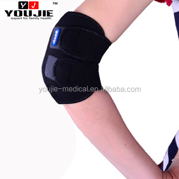 Medical elbow support, magnetic elbow brace support